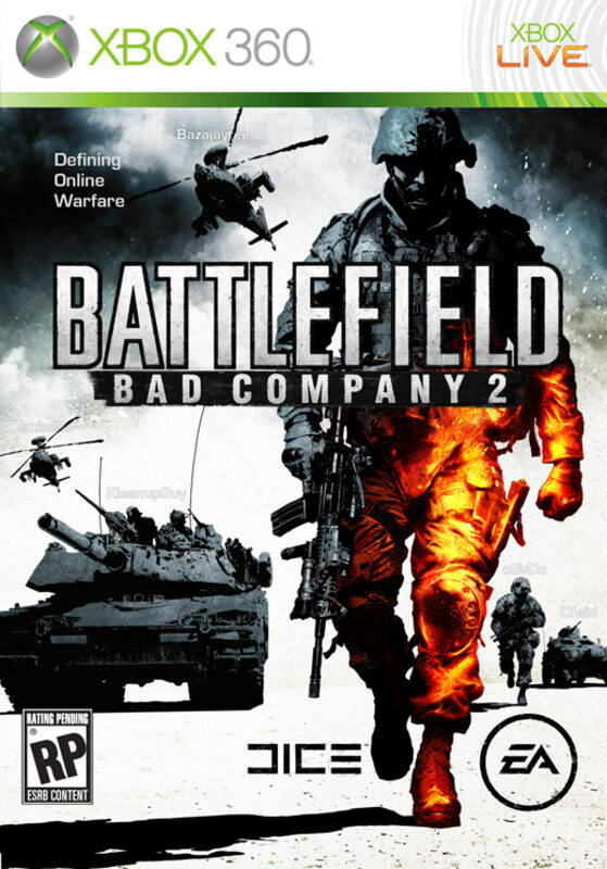 Battlefield: Bad Company 2 - Limited Edition - Uncut AT XBox 360 Bild