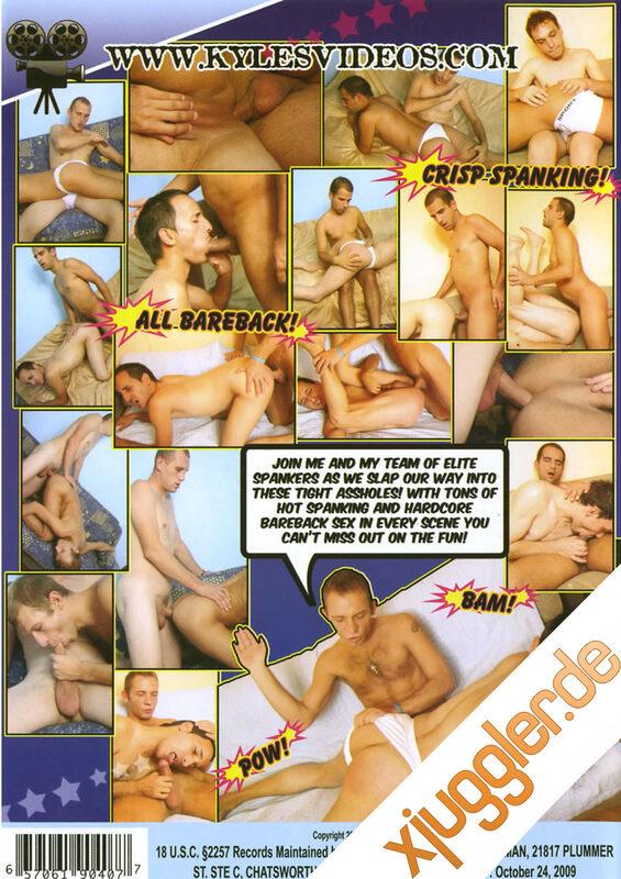 Amateur spanking dvd