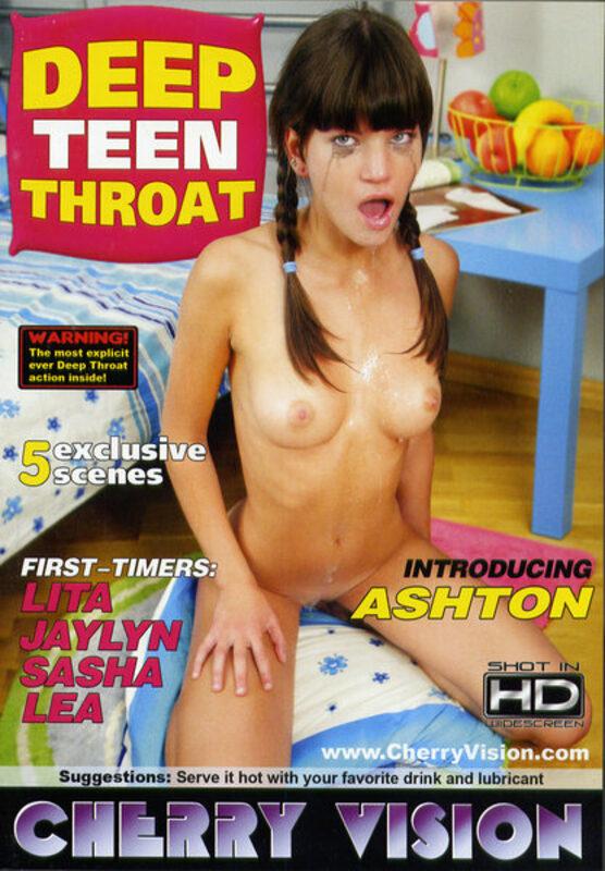 Deep Teen Throat DVD Bild