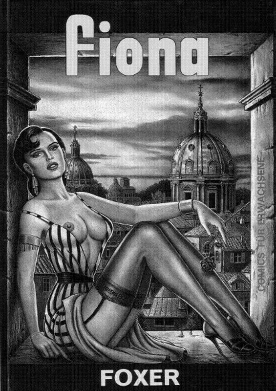 Fiona - Foxer Comic Bild