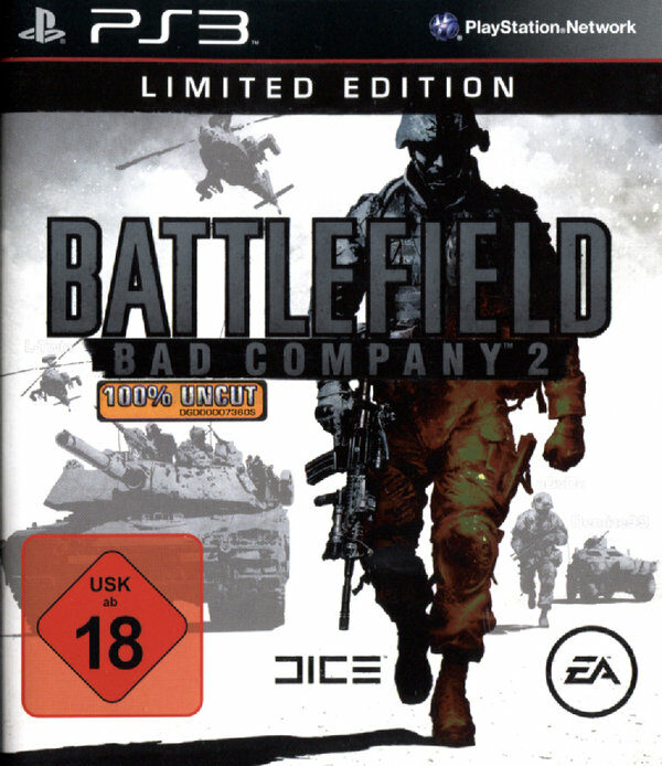 Battlefield - Bad Company 2 (Limited Edition) PS3 Bild