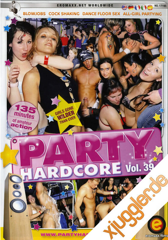 Party hardcore dvds tuner girls