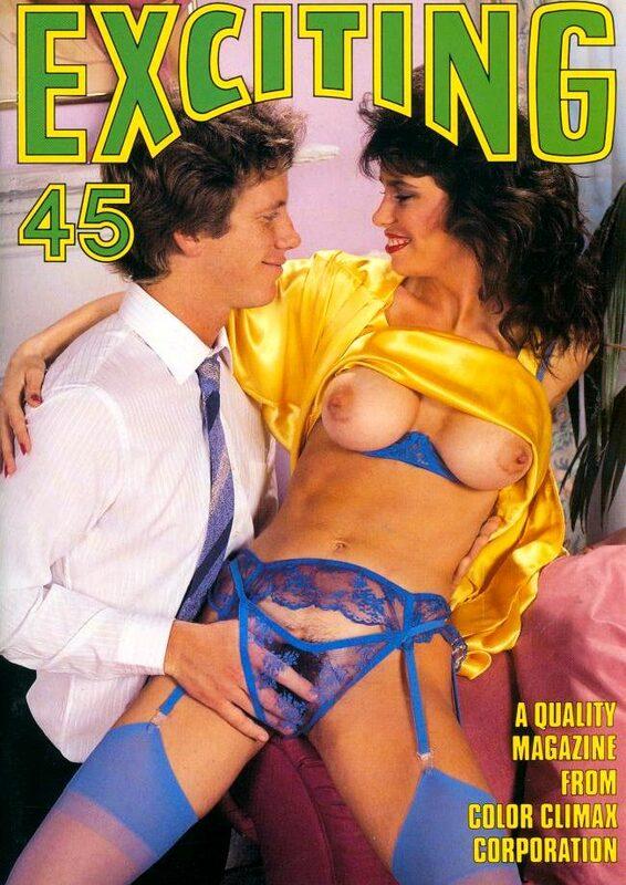 Exciting 45 Magazin Bild