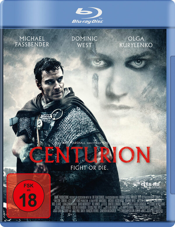 Centurion - Fight or die Blu-ray Bild