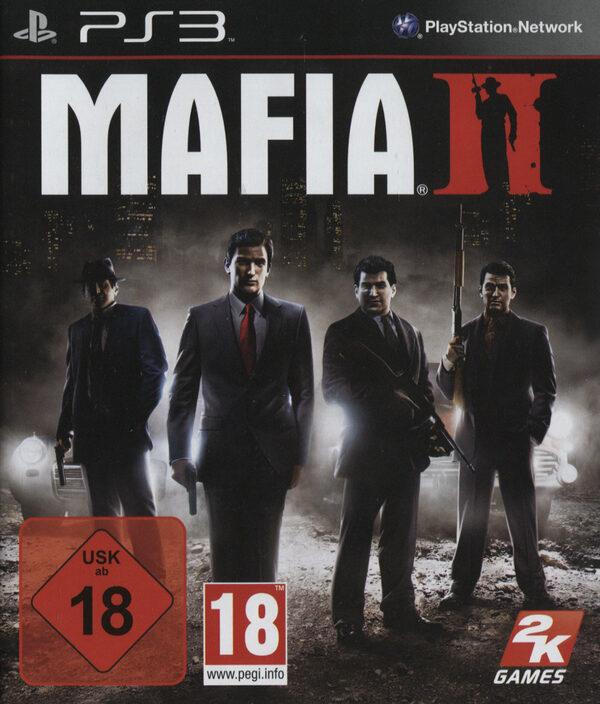 Mafia 2 PS3 Bild