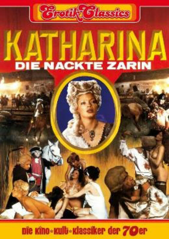 Katharina - Die nackte Zarin - Erotik Classics DVD Bild