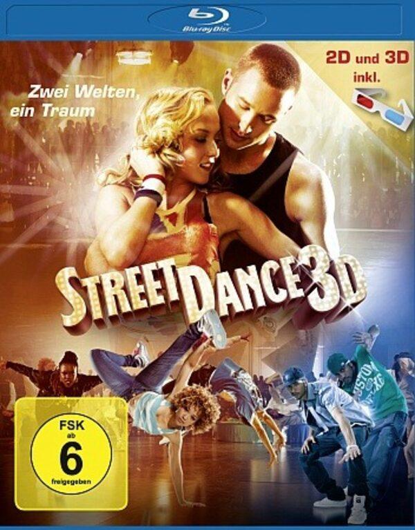 StreetDance 3D Blu-ray Bild