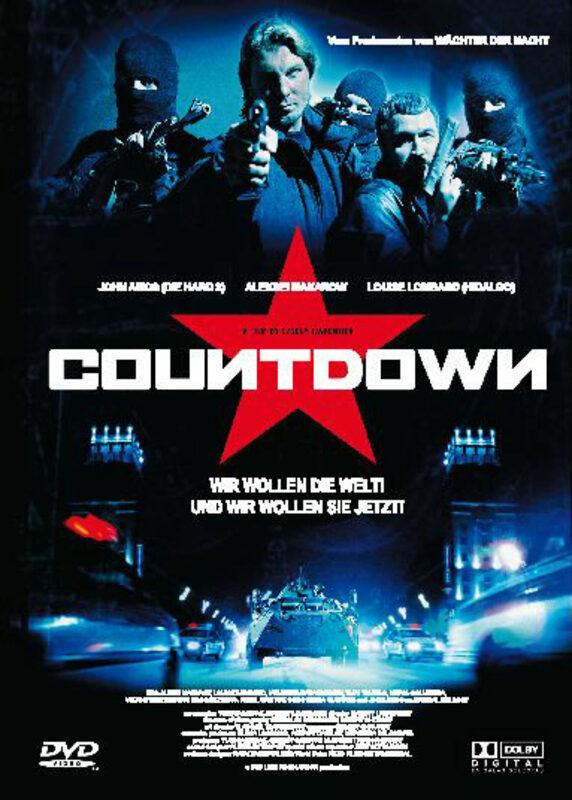 Countdown DVD Bild