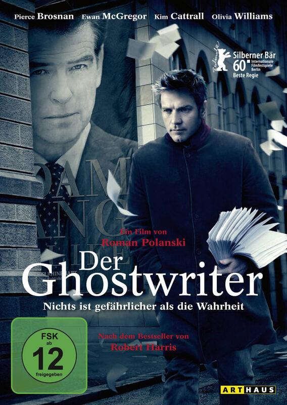 Der Ghostwriter DVD Bild