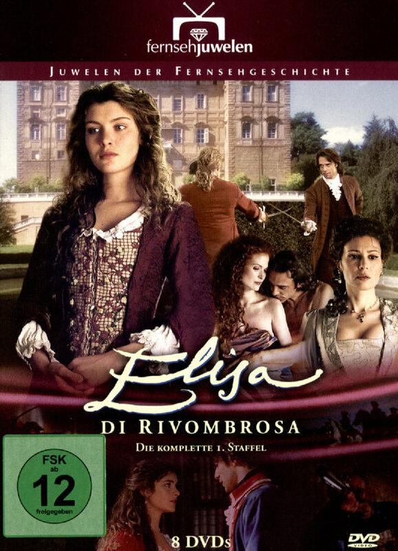 Elisa di Rivombrosa - Staffel 1  [8 DVDs] DVD Bild