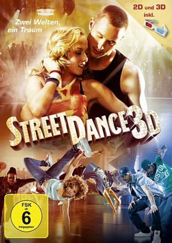 StreetDance 3D DVD Bild