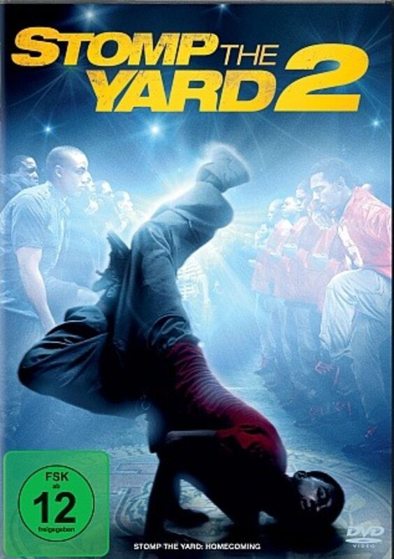 Stomp The Yard 2 DVD Bild