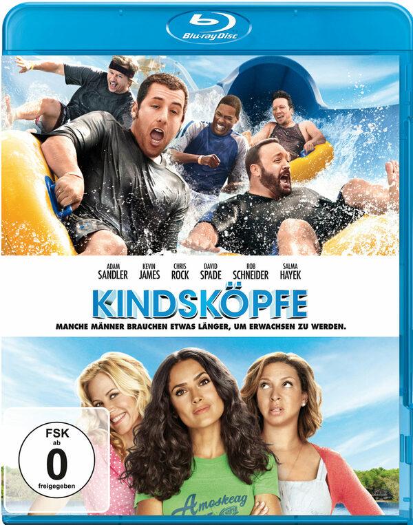 Kindsköpfe Blu-ray Bild