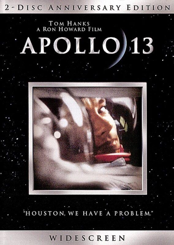 Apollo 13 - 2-Disc Anniversary Edition RC1 DVD Bild