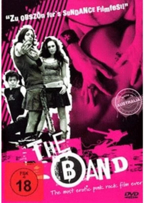 The Band DVD Bild