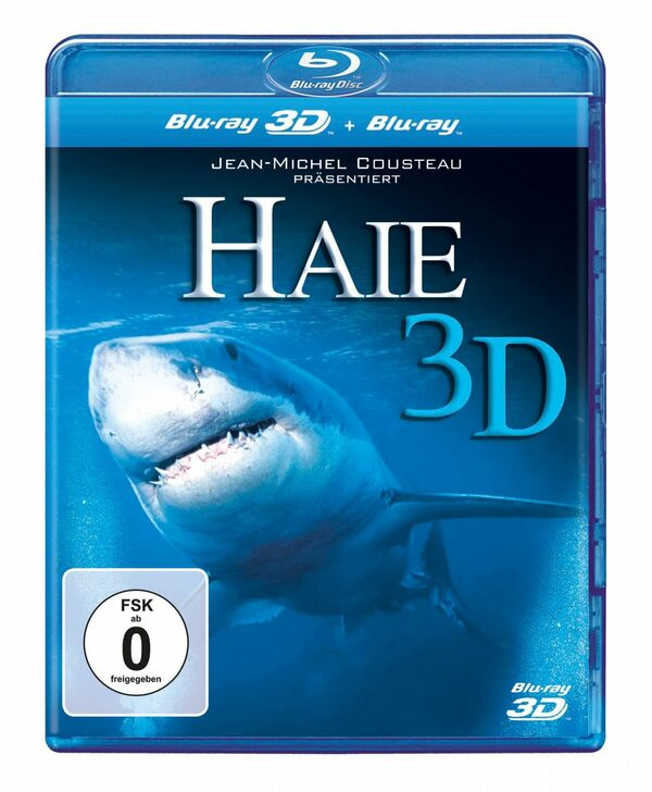 IMAX: Haie 3D Blu-ray Bild