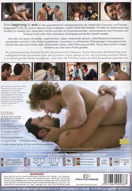 У бразильцев скоро выходит фильм В начале конца (Do Comeco Ao),