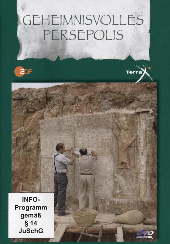 Terra X - Geheimnisvolles Persepolis DVD Bild