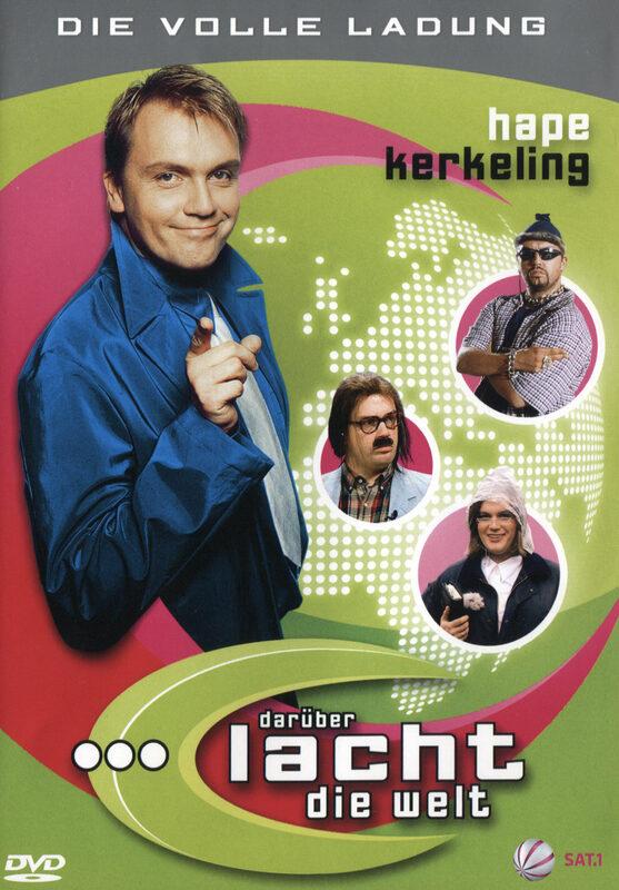 Hape Kerkeling - Darüber lacht die ...  [5 DVDs] DVD Bild