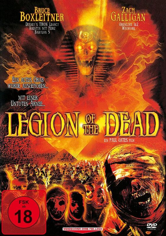 Legion of the Dead DVD Bild