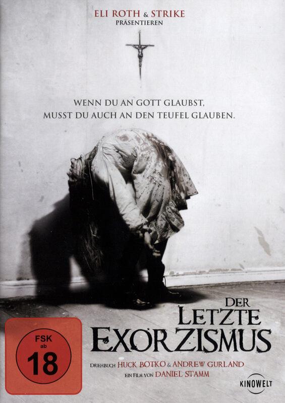 Der letzte Exorzismus DVD Bild