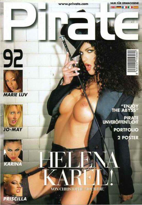 Pirate 92 Magazin Bild