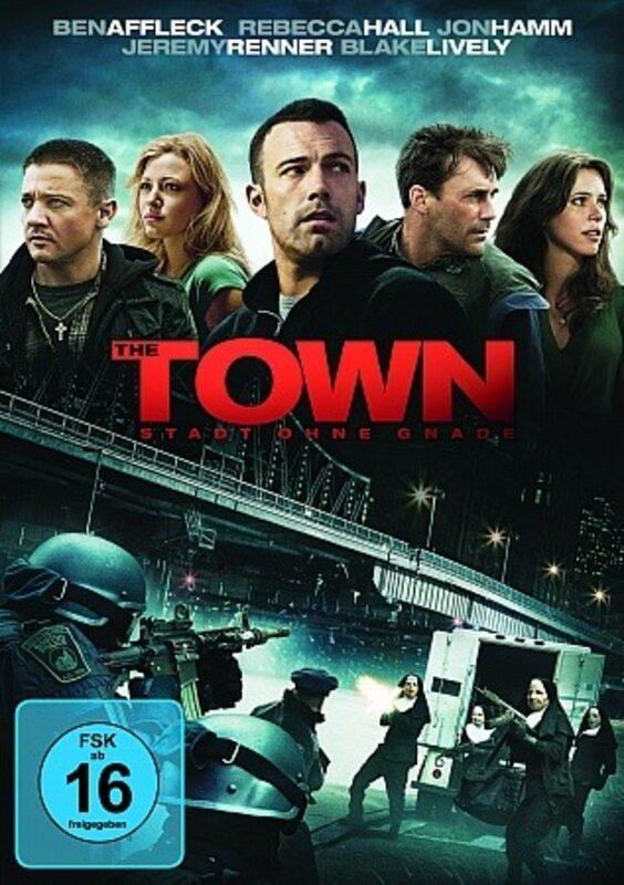 The Town - Stadt ohne Gnade DVD Bild