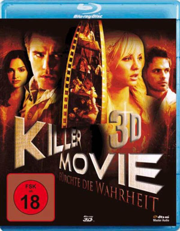 Killer Movie - Fürchte die Wahrheit Blu-ray Bild