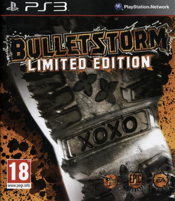Bulletstorm (Uncut AT) PS3 Bild