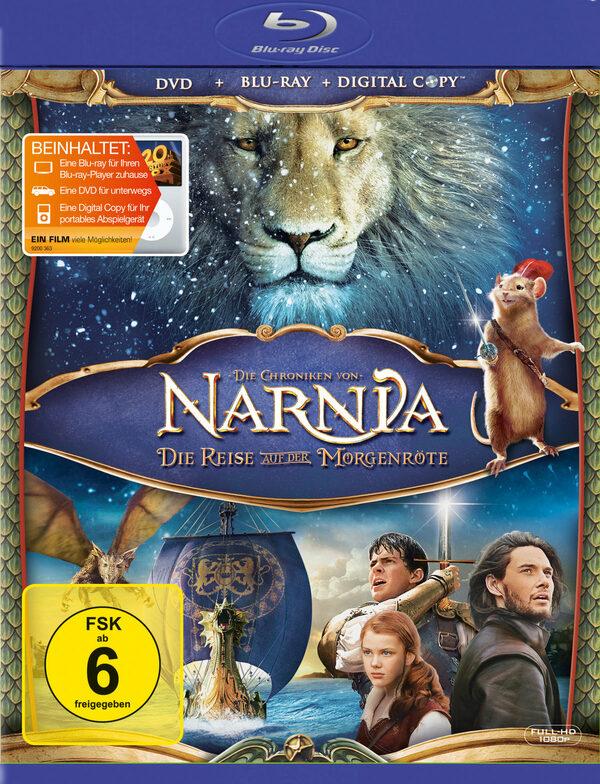 Die Chroniken von Narnia - Die Reise...  (+ DVD) Blu-ray Bild