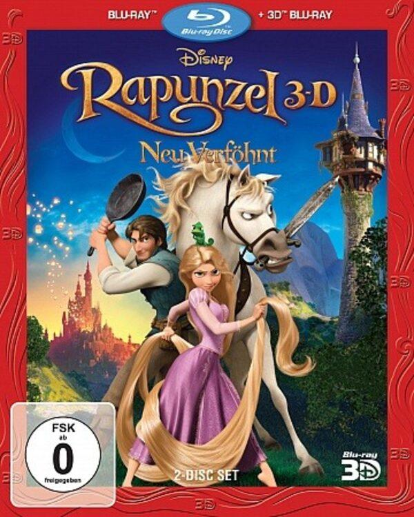 Rapunzel - Neu verföhnt 3D Blu-ray Bild