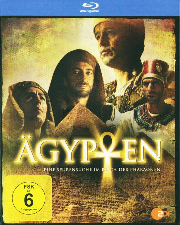Ägypten - Eine Spurensuche im Reich der Phara... Blu-ray Bild