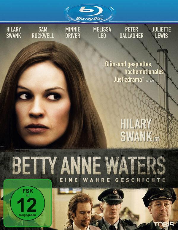 Betty Anne Waters Blu-ray Bild
