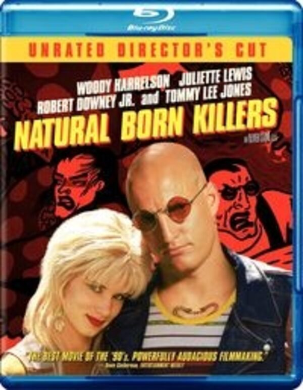 Natural Born Killers - Unrated Director's Cut US Blu-ray Bild