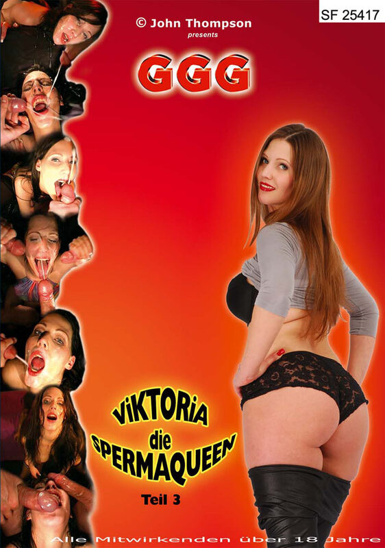 GGG - Viktoria die Spermaqueen 3 DVD Bild