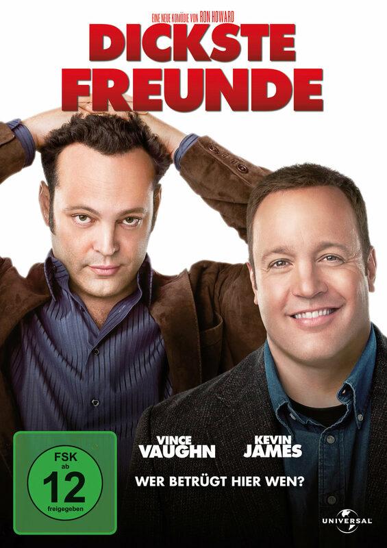 Dickste Freunde DVD Bild