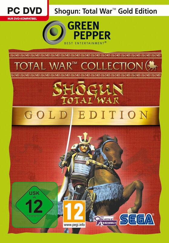 Shogun: Total War Gold PC Bild