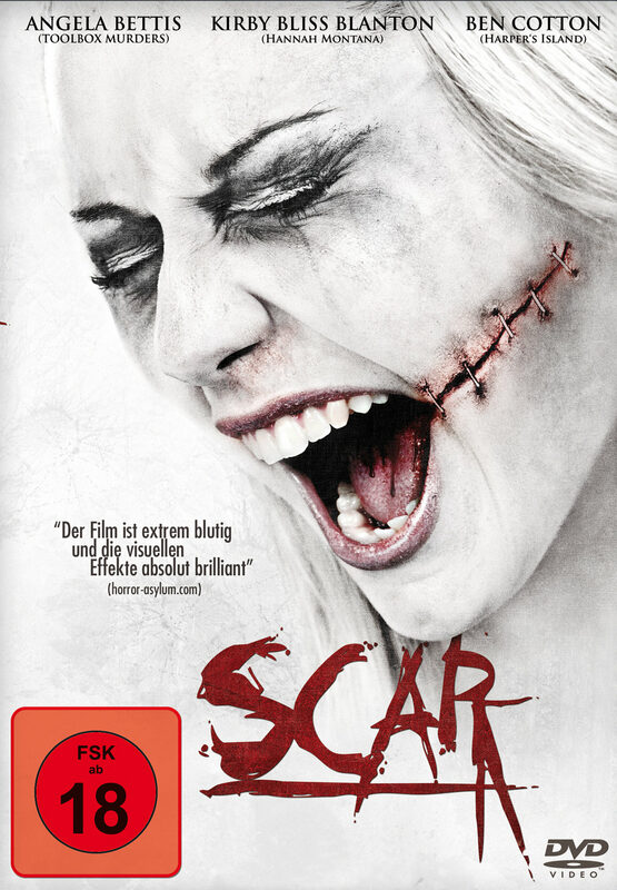 Scar DVD Bild