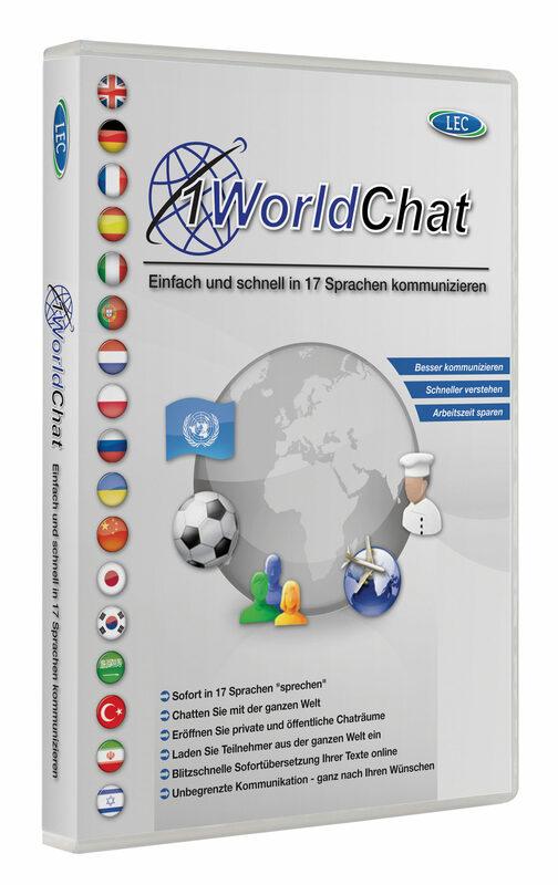 Power Translator Chat PC Bild