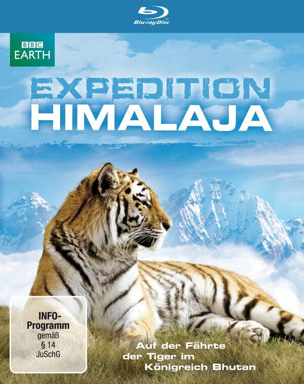 Expedition Himalaja - Auf der Fährte der Tiger.. Blu-ray Bild