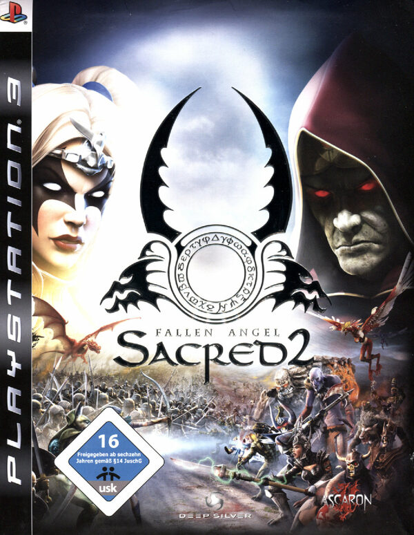 Sacred 2 - Fallen Angel Collectors Edition PS3 Bild