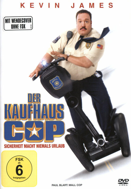 Der Kaufhaus Cop - I feel good!-Aktion DVD Bild