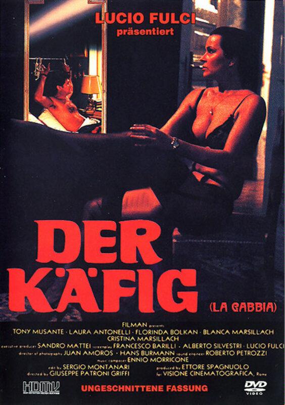 Der Käfig DVD Bild