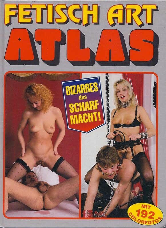 Fetisch Art Atlas Magazin Bild