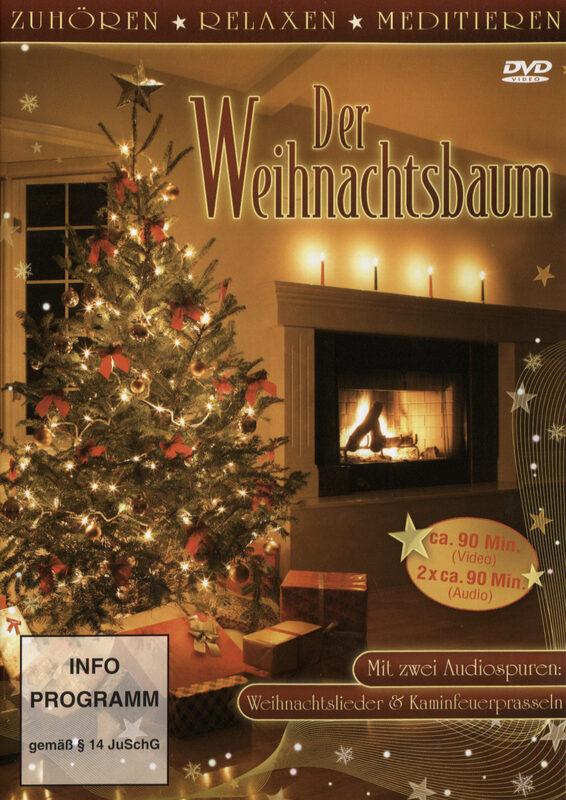 Der Weihnachtsbaum DVD Bild