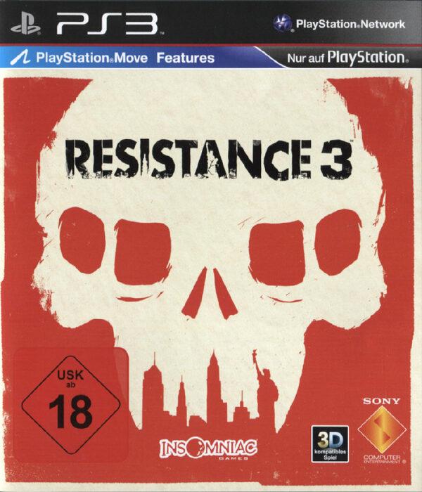 Resistance 3 PS3 Bild