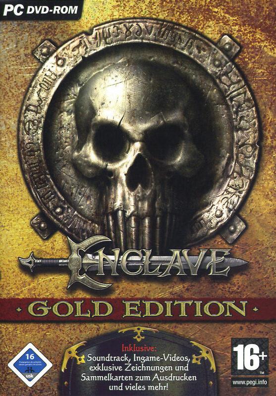 Comentário para Enclave Gold Edition 2012 Multilenguaje (Español) (PC-GAME)