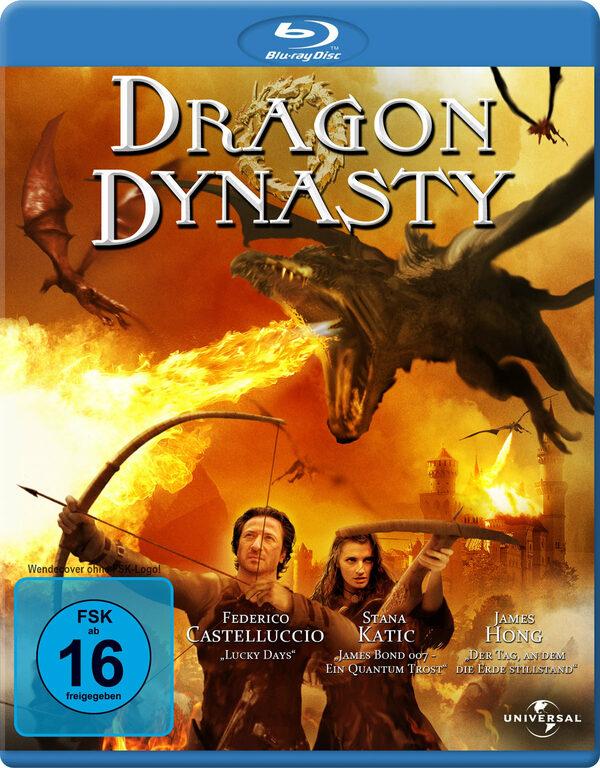 Dragon Dynasty Blu-ray Bild