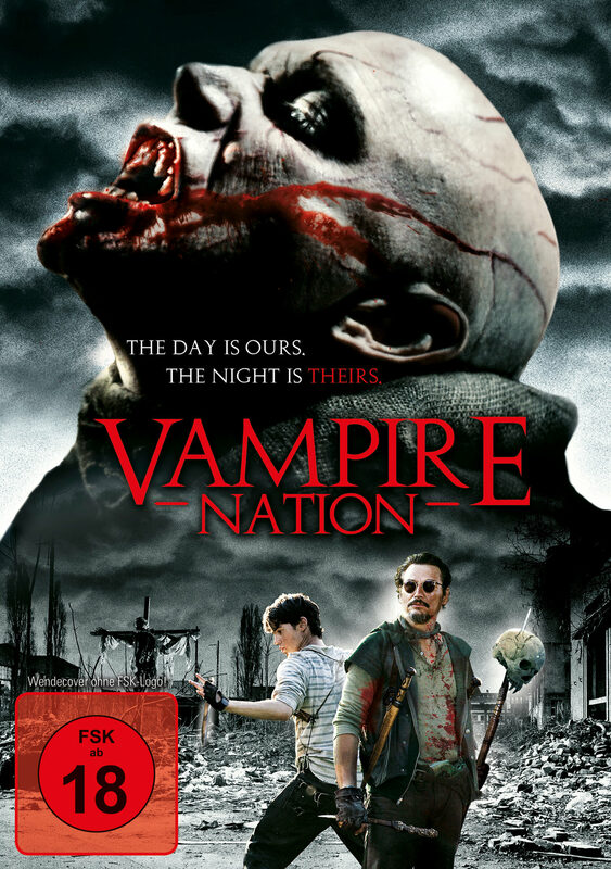 Vampire Nation DVD Bild