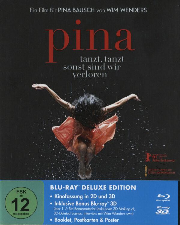 Pina  (+ BR) (+ Bonus BR3D) [DE] Blu-ray Bild